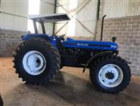 Trator Outros New Holland 4x4 ano 03