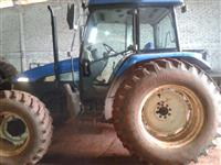 Trator Ford/New Holland TL 90 4x4 ano 12