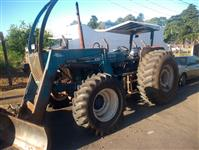 Trator Ford 8030 4x4 ano 94