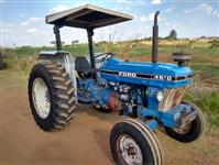 Trator Ford 4610 4x2 ano 87