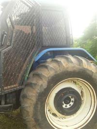 Trator New Holland TL 95 E 4x4 ano 10