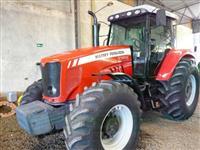 Trator Massey Ferguson 7180 4x4 ano 10