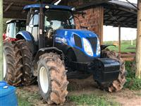 Trator New Holland T7.190 4x4 ano 16