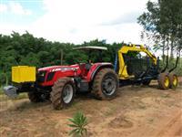 Trator Massey Ferguson 4291 4x4 ano 11