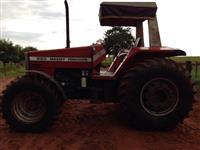 Trator Massey Ferguson 650 Advanced 4x4 ano 94