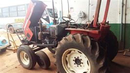 Trator Yanmar 1040 4x2 ano 99
