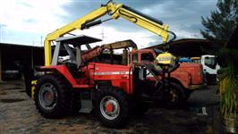 Trator Massey Ferguson 610 4x2 ano 95