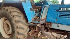 Trator Ford/New Holland 8830 4x4 ano 96