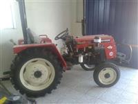 Trator Yanmar 1235 4x2 ano 15