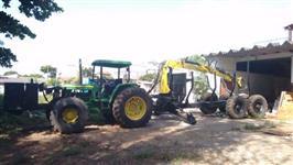 Trator John Deere 6300 4x4 ano 97