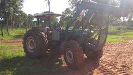 Trator Ford 8030 4x4 ano 99