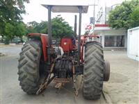 Trator Massey Ferguson 299 4x4 ano 96