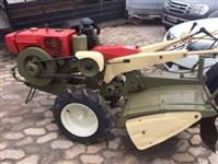 Trator Yanmar TC11 4x2 ano 95