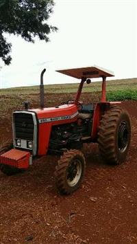 Trator Massey Ferguson 290 4x2 ano 82