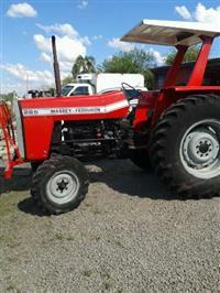 Trator Massey Ferguson 265 4x2 ano 88