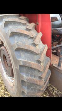 Trator Massey Ferguson 292 Turbo 4x2 ano 90