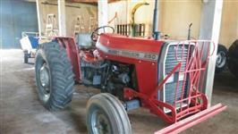 Trator Massey Ferguson 250E 4x2 ano 00