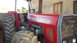 Trator Massey Ferguson 296 4x4 ano 89