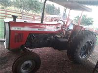 Trator Massey Ferguson 290 4x4 ano 98