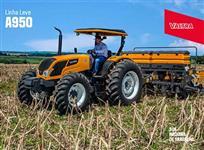 Trator Valtra/Valmet A 950 4x4 ano 14