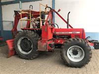 Trator Massey Ferguson 290 4x4 ano 06