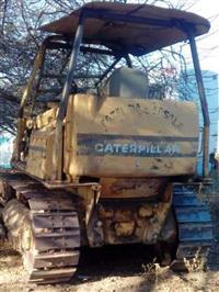 Trator Caterpillar D4e  4x2 ano 88