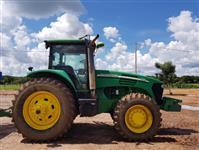 Trator John Deere 7815 4x2 ano 10