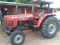 Trator Massey Ferguson 275 4x2 ano 08