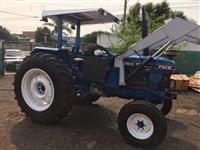 Trator Ford 7610 4x2 ano 90