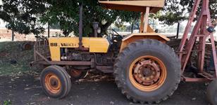 Trator Valtra/Valmet 4x2 ano 84