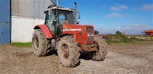 Trator Massey Ferguson 660 4x4 ano 05