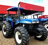 Trator Ford 7610 4x4 ano 11