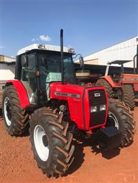 Trator Massey Ferguson 292 Advanced 4x4 ano 08