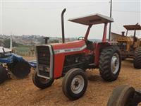 Trator  Massey Ferguson 265 4x2 87