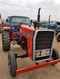 Trator Massey Ferguson 235 4x2 ano 76