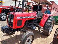 Trator Massey Ferguson 275 4x2 ano 07