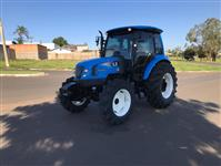 Trator Ls Tractor Plus  80C 4x4 ano 15