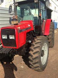 Trator Massey Ferguson 283 Advanced 4x4 ano 06